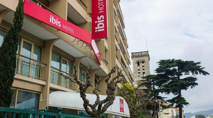 Hotel ibis cannes plage la bocca - Piscine coubertin cannes la bocca ...